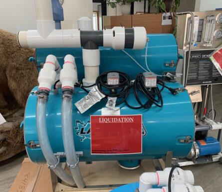 "Extractor – Dual pump 20""x 36"" Lapierre hybrid system"