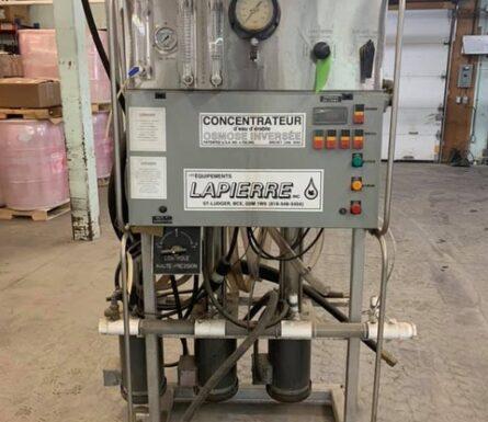 Lapierre R.O. Turbo 3000 15 HP