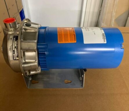 Goulds feed pump 3 HP 1ST 600V